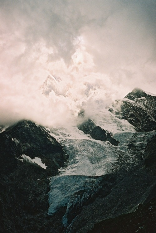 mountain #clouds #mountain #air #earth #photography #nature
