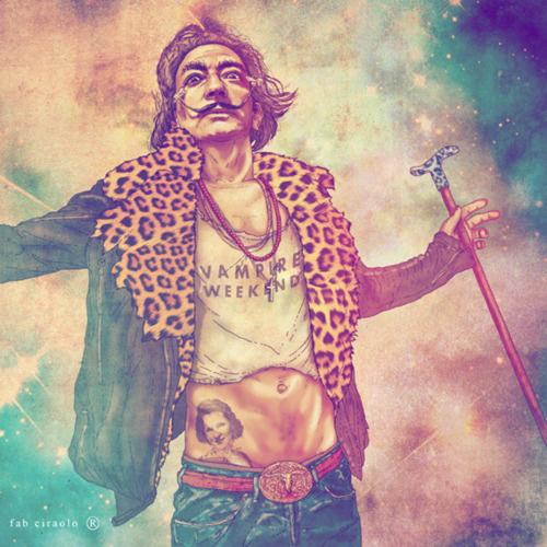 Salvador Dalí #dali
