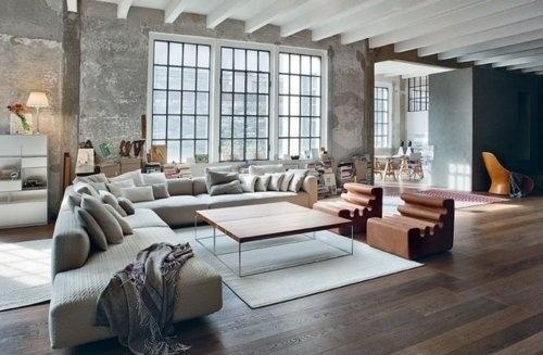 Altopiano-Sofa - The Black Workshop #interior #design #decoration #deco