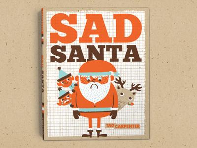 Sad Santa Out Now! #carpenter #tad