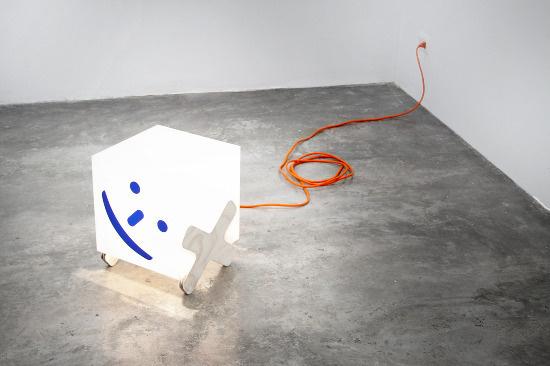 (-: Lamp Miguel de la Garza #object #lamp