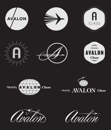 logo #logo #travel #vintage #airline