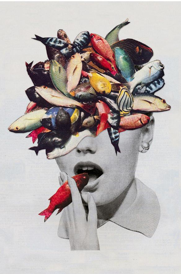 eugenialoli2 #collage
