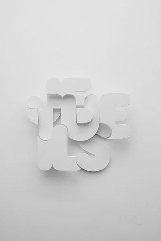 FFFFOUND! #type #white
