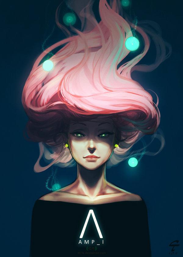 AMP I by dCTb