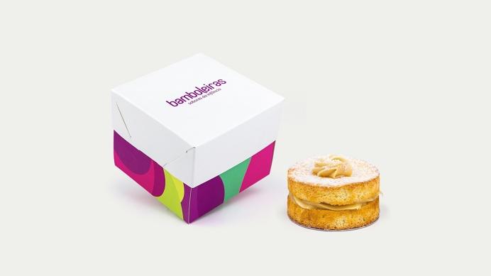 #bamboleiras #brand #branding #logo #identity #package #packaging #foodtruck #food #cake #childhood #restaurant #color #concept