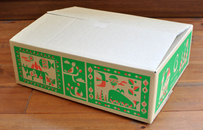 パッケージ / ロゴ - イラストレーター スズキトモコ|tomo-com.com #tomo #box