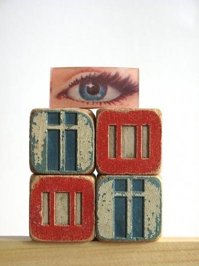 Dan Bina, Eye of Providence #found #sculpture #bina #dan #providence #eye #photography #art #object
