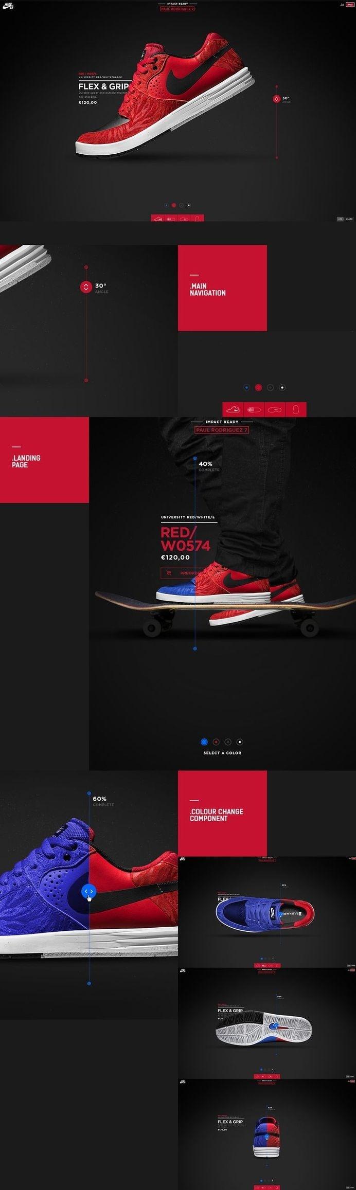 Nike #layout