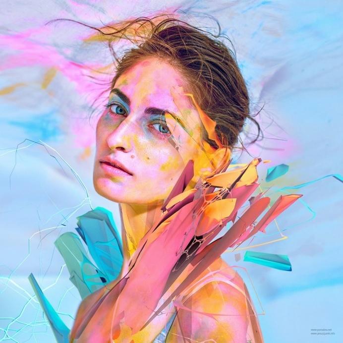 Adobe Photoshop CC 2018 Splash Screen Image