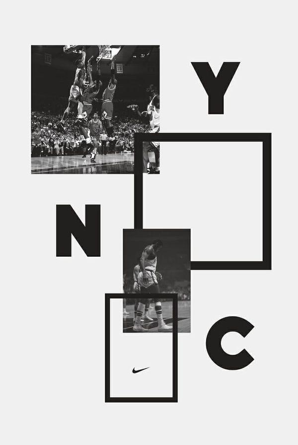 HORT vs NIKE #poster #design