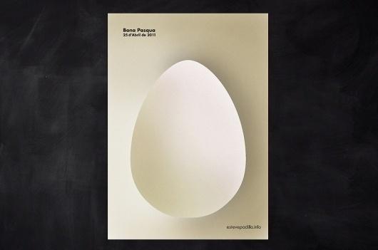 Esteve Padilla ➽ ohhh.ws #egg #poster