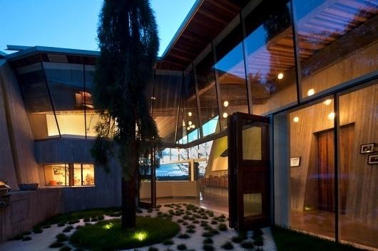 Omer Arbel Office #interior #omer #arbel #materials #architecture #exterior #lighting