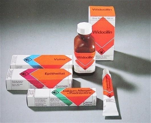 Beautiful Vintage Packaging #packaging #minimal #vintage