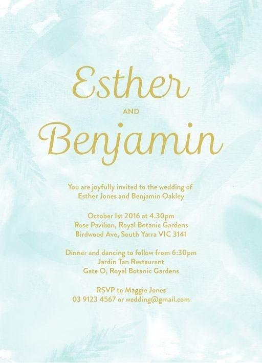 Garden- Wedding Invitations #paperlust #weddinginvitation #weddinginspiration #invitation #design #print #digitalcards