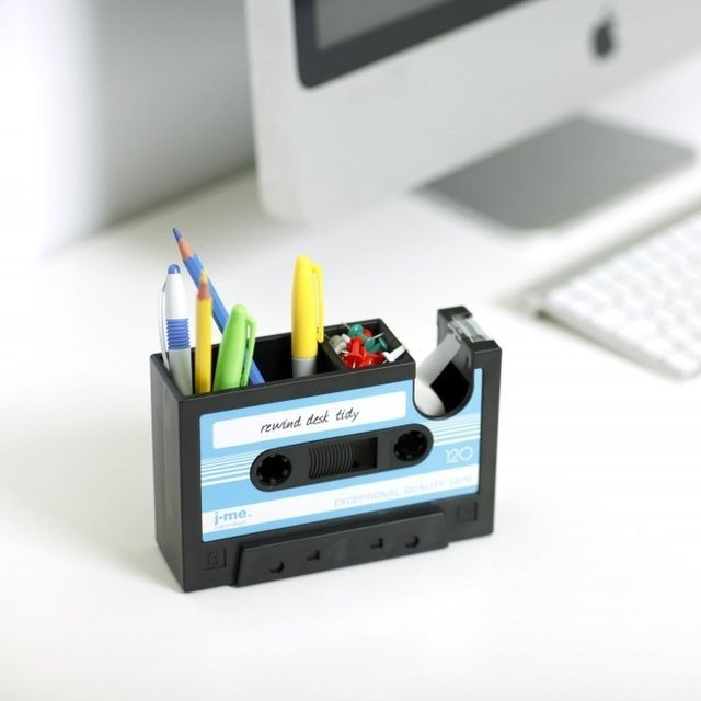Rewind Desk Tidy by j-me #tech #flow #gadget #gift #ideas #cool