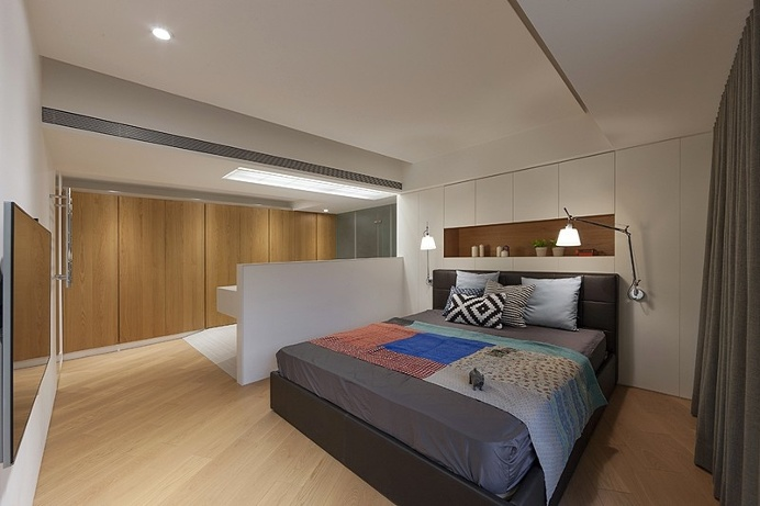 Liang Residence in Taiwan / KC Design Studio