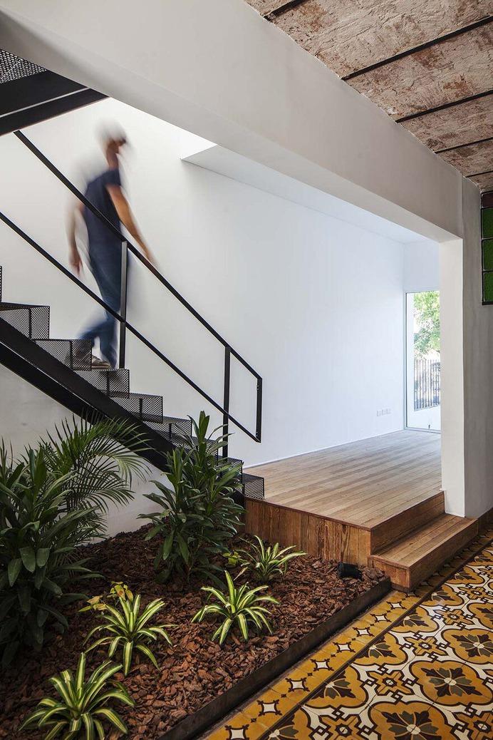 Nido House in Buenos Aires Estudio PKa