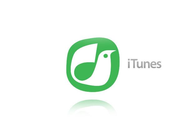 ITUNES.1.2_640 #itunes #note #song #bird #tune #play #logo