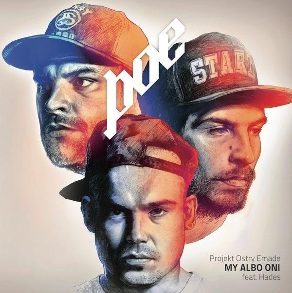 POE - My Albo Oni 12 #magda #12 #vinyl #hip #studio #shades #hop #rap #poe