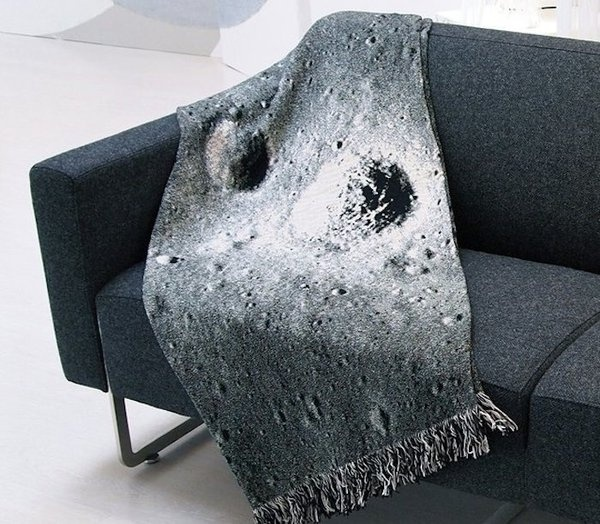 Limited Edition Moonscape Throws #home
