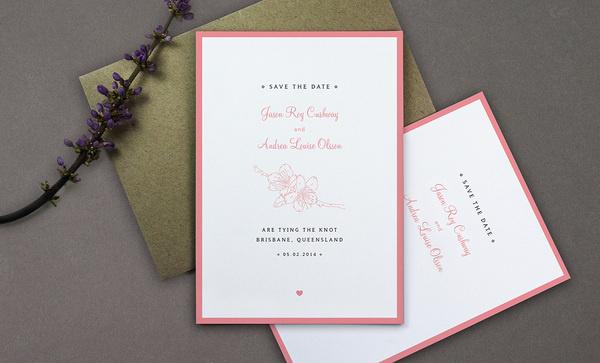 Here Lives Amanda Amanda Cole Melbourne based Freelance Graphic Designer and Illustrator #ornate #invitation #illustration #flower #type #layout #wedding