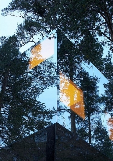 Architecture Photography: Tree Hotel / Tham & Videgård Arkitekter - Tree Hotel - Tham & Videgård Arkitekter (103444) – ArchDaily