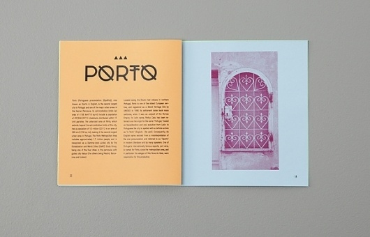 Positano Typeface on Typography Served