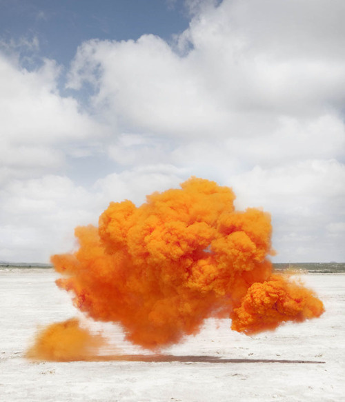 Tumblr #orange #cloud #sky