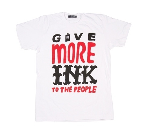 Lowrider Teeshirt | Give More Ink #ink #lowrider #more #shirt #give