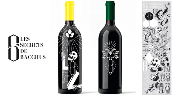 bacchus mrcup 07 #glass #alcohol #bottle