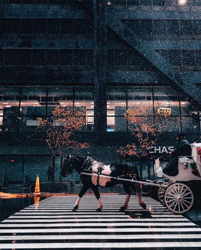 Stunning Urban Instagrams by Erik Trent