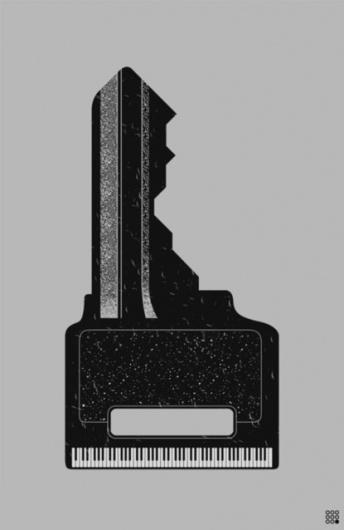 Baubauhaus. #white #leyen #matt #black #illustration #and