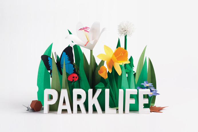 James Kape - Parklife