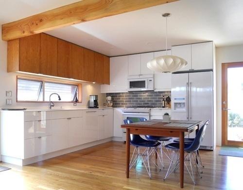Tumblr #design #interiors #wood #furniture #eames