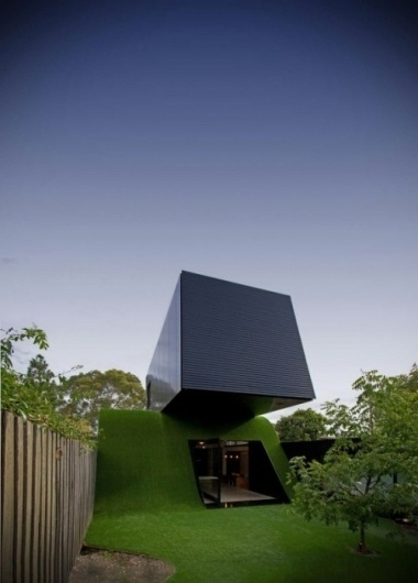 Andrew Maynard Architects: Hill House | Sgustok Design #architecture
