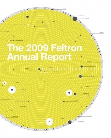 Nicholas Felton | Feltron.com #infographic