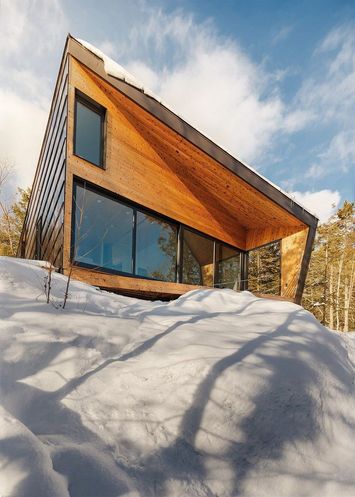 Weekend Cabin Nestled in the White Mountains, New Hampshire 1
