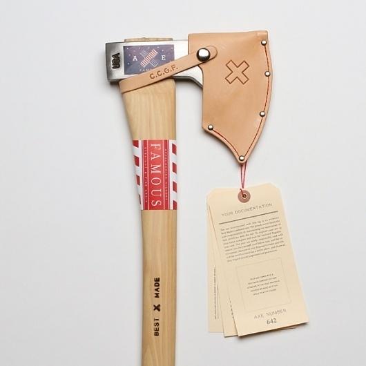 Lyla & Blu #inspiration #design #axe #handcraft