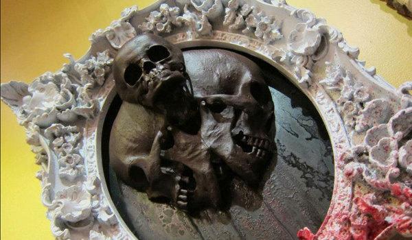 Wonderland LA   Exhibitions   Skulls A Collective Show #wonderlandla #skulls