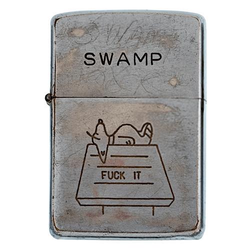 JACK SPADE #vietnam #fuck #70s #it #lighter #snoopy #worn