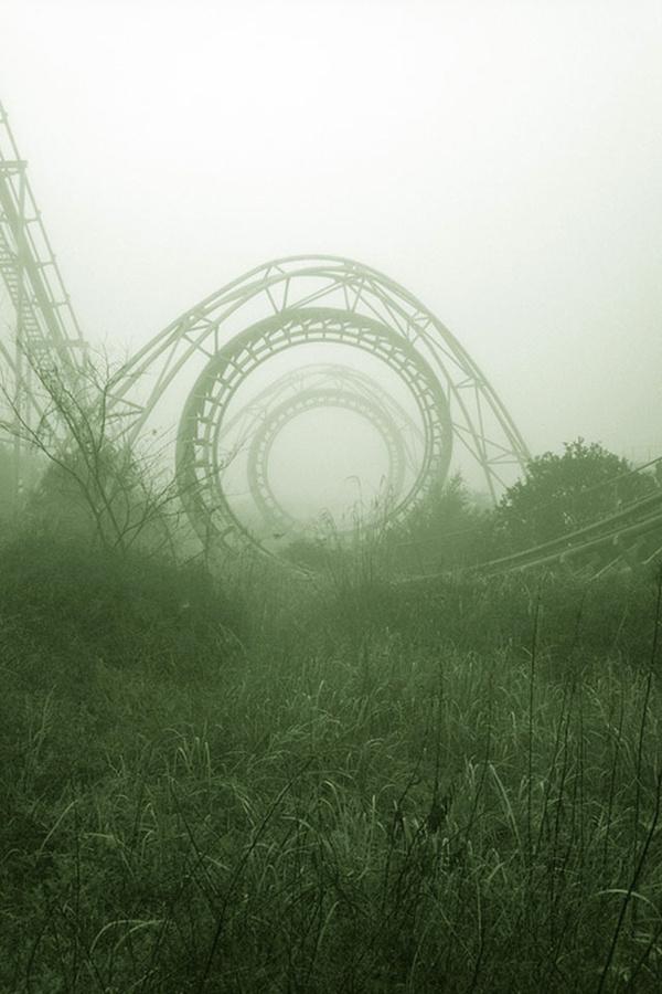 Via: steampunkopera.files.wordpress.com #abandon #place #photography #building