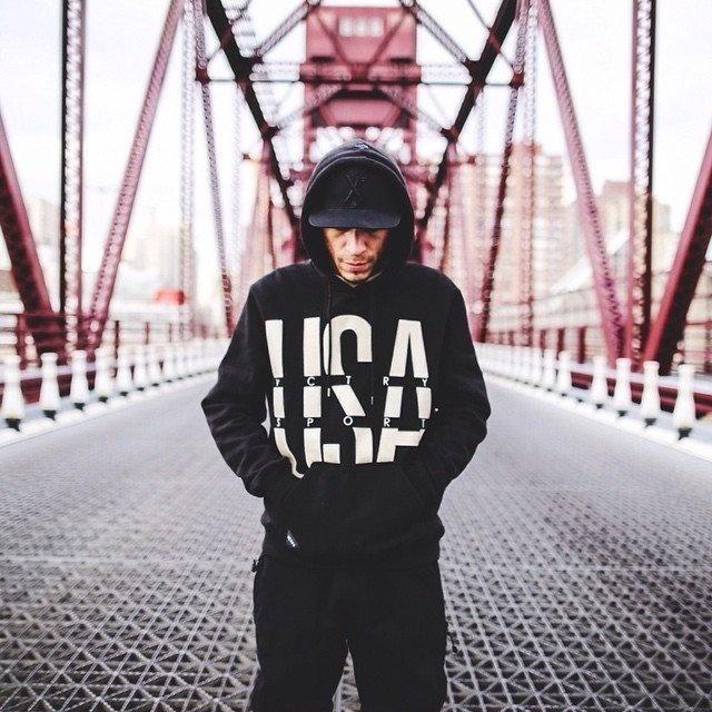 USA Sport Hoodie by 10 Deep #inspiration #photography #hoodie