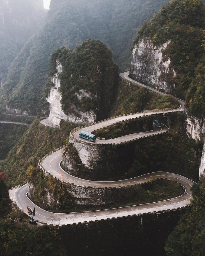Stunning Travel Instagrams by Adam Bakay
