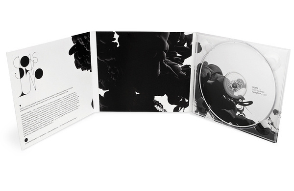 Design by Face #packaging #cover #cd