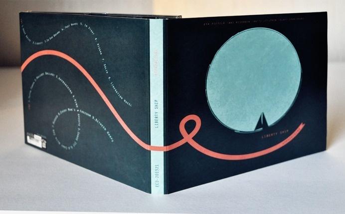 FRONT // BACK #album #design #graphic #music #layout