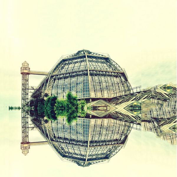 Impossible Buildings by Shalaco #photo #surrealist #building #photography #manipulation