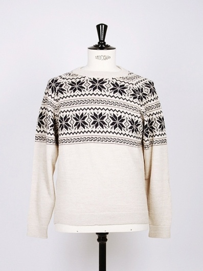 convoy #pattern #jumper #knit