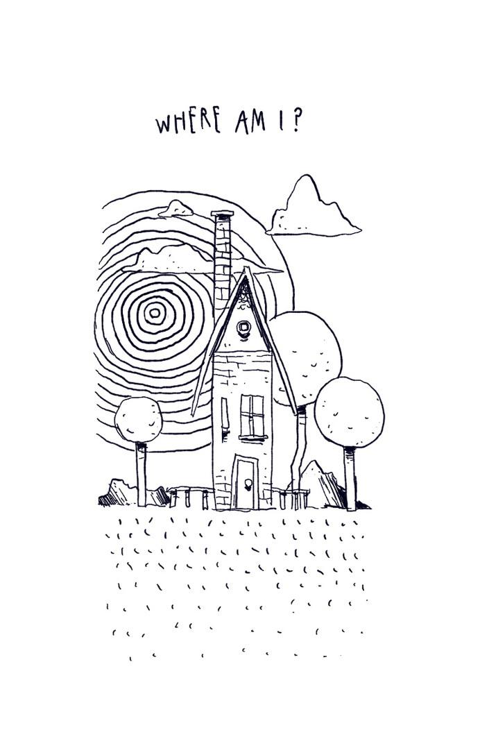 Where am I? #illustration #house