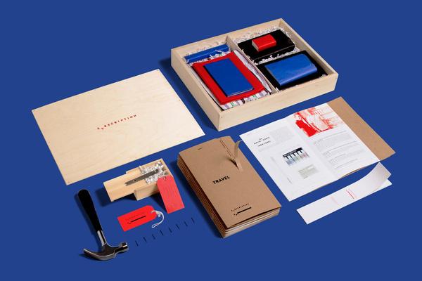 Svbscription V1 #roandco #packaging #design #grid #studio #typography